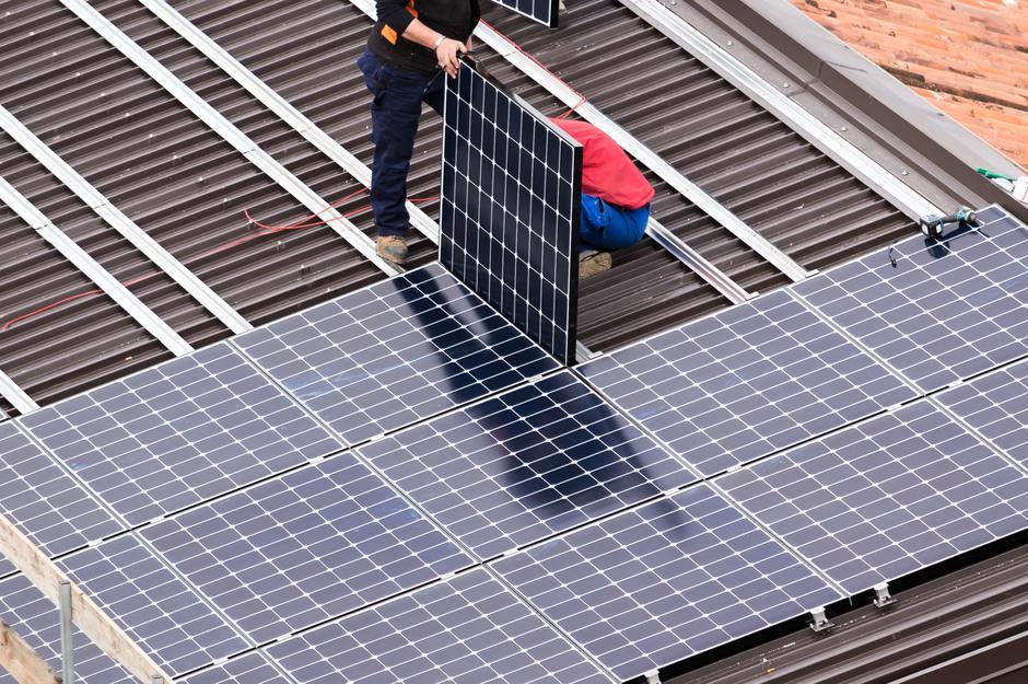 subvencije za sončne elektrarne