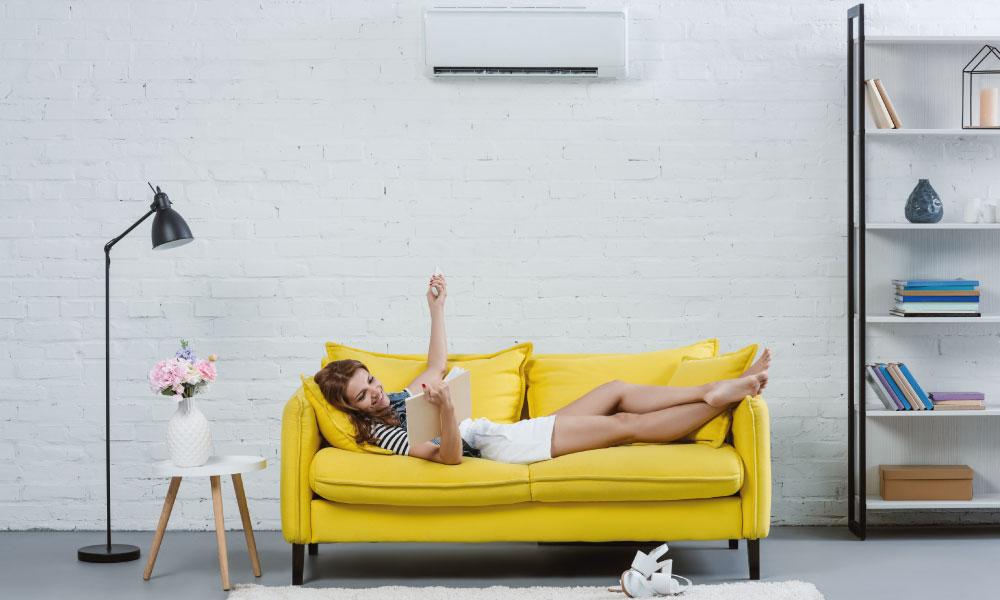 Kaj izbrati – hlajenje s toplotno črpalko ali klimatsko napravo?