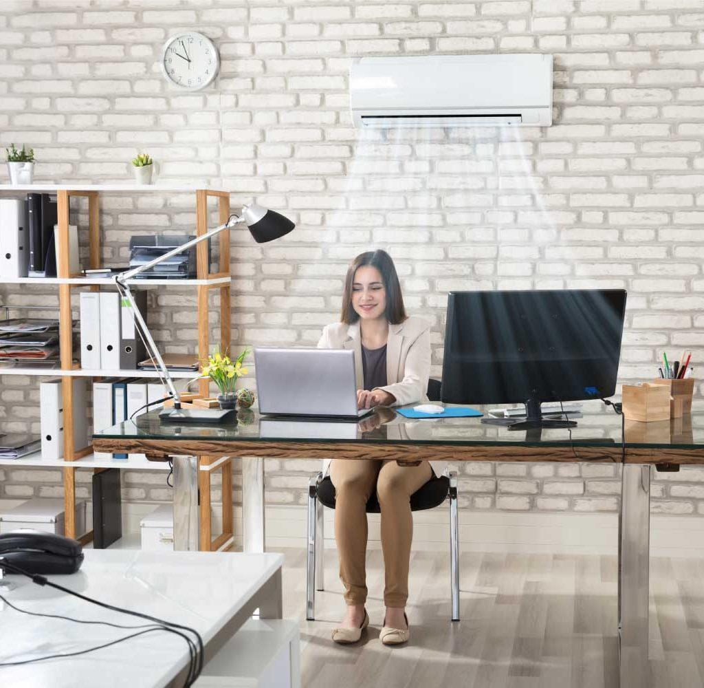 Montaža klime na delovnem mestu – da ali ne?