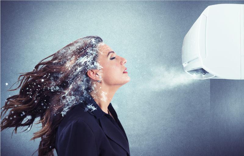 Nevarnosti klimatske naprave – negativni učinki nepravilne uporabe klime na zdravje