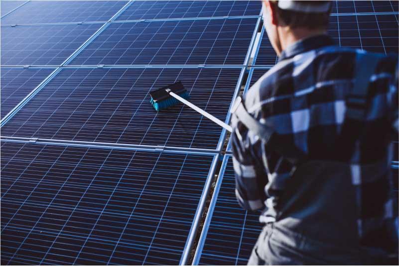 Koristni nasveti za vzdrževanje sončne elektrarne